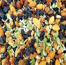 Frutos seco y semillas