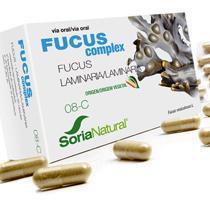 CAP. 8-C FUCUS COMPLEX  60 CAP SORIA NATURAL