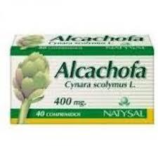 ALCACHOFA 40 COMP  NATYSAL