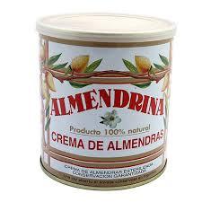 CREMA ALMENDRAS C/A 1K ALMENDRINA