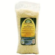 Arroz basmati blanco 500gr eco salim cereales enteros alimentacion ecogeotica envios - Donde comprar arroz salvaje ...