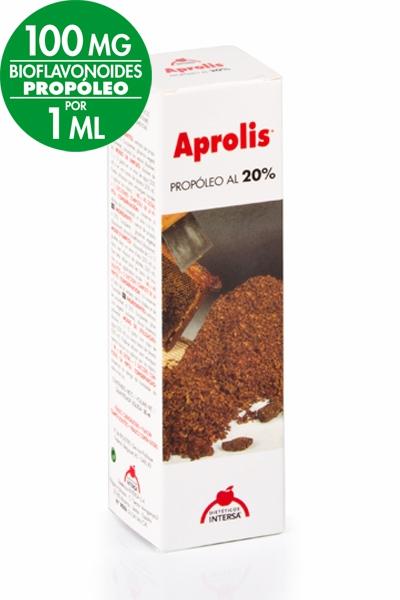 APROLIS GOTAS EXTRACTO 20 % 30ML INTERSA