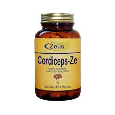 CORDICEPS ZE CAP 500MG 180CAP ZEUS