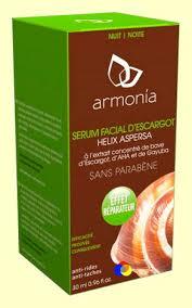 CREMA DE CARACOL 50ML  + SERUM FACIAL 30ML ARMONIA