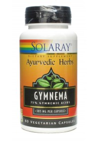 GYMNEMA 60 CAP SOLARAY