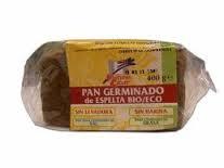 PAN ESPELTA GERMINADA BIO 400GR LA FINESTRA
