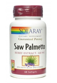 SAW PALMETO 60CAP SOLARAY