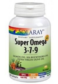 SUPER OMEGA 3-7-9 120 CAP SOLARAY
