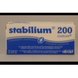 STABILIUM STRES 30PERLAS KILUVA - ABAD
