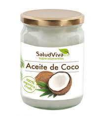 ACEITE DE COCO 185ML SALUDVIVA