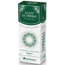 ACEITE CORP 102 HIERBAS 100ML DR FOSTER VENPHARMA