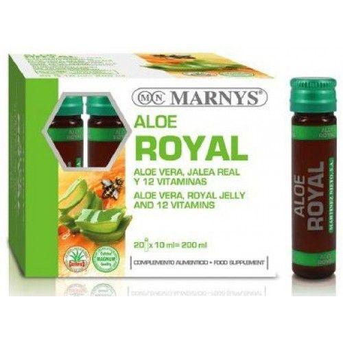 ALOE ROYAL 20VIALES MARNYS