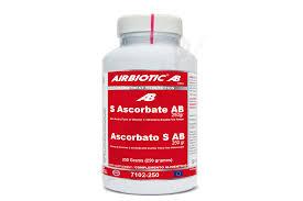 ASCORBATO S AB 250GR AIRBIOTIC