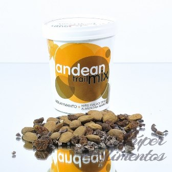 ANDEAN TRAIL MIX ECO 250GR ENERGY FRUITS