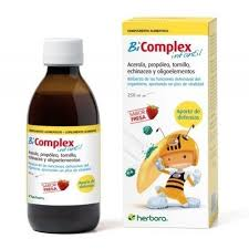 BI COMPLEX INFANTIL 250 ML HERBORA