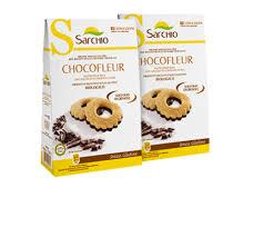 CHOCOFLEUR GALLETAS ARROZ 120 SARCHIO