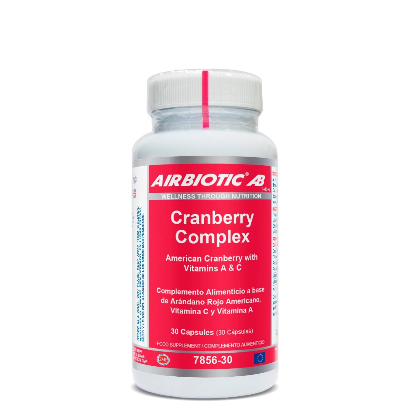 CRANBERRY COMPLEX 100GR LAMBERTS