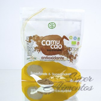 CAMU CAO 500GR ENERGY FRUITS
