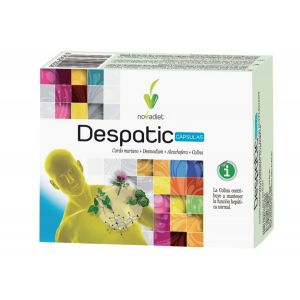 DESPATIC 60CAP. NOVADIET