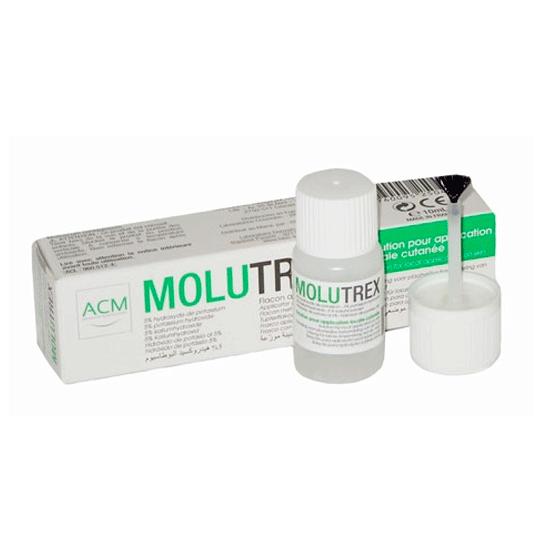 MOLUTREX SOLUCION 3ML  ACM Laboratoires
