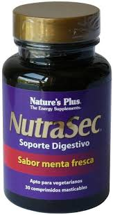 NUTRASEC 30COMP NATURE´S PLUS