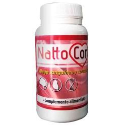 NattoCor 60 caps SaludAlkalina