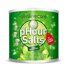 PHOUR SALTS 445GR ALKALINE CARE