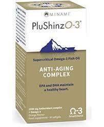 PluShinzO-3 30 perlas MINAMI NUTRITION