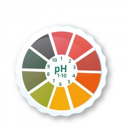 ROLLO PAPEL DE pH 5M ALTA PRECISION ALKALINE CARE