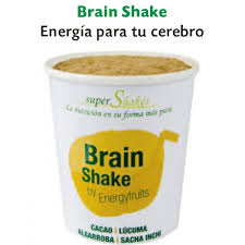 BRAIN SHAKE 300G ENERGY FRUITS