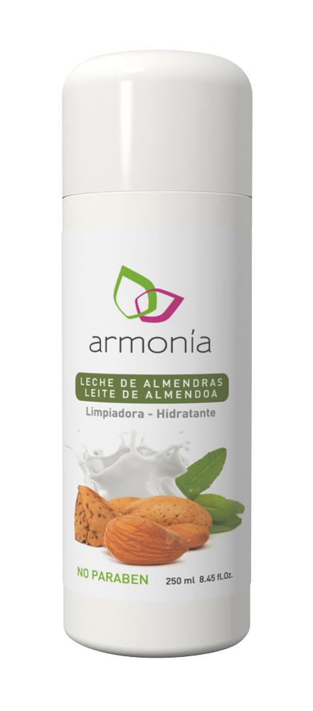 LECHE LIMPIADORA ALMENDRAS 250ML ARMONIA