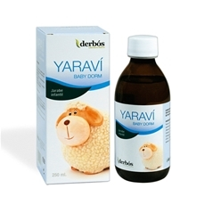 YARAVI BABY DORM 250ML DERBÓS