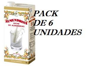 LECHE ALMENDRA 6L C/A ALMENDRINA