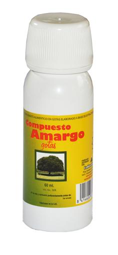 COMPUESTO AMARGO 60ML ECONATURAINTEGRAL