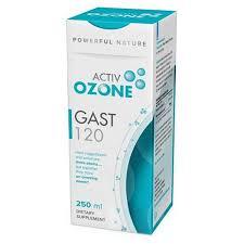 ACTIVOZONE GAST120 250ml.