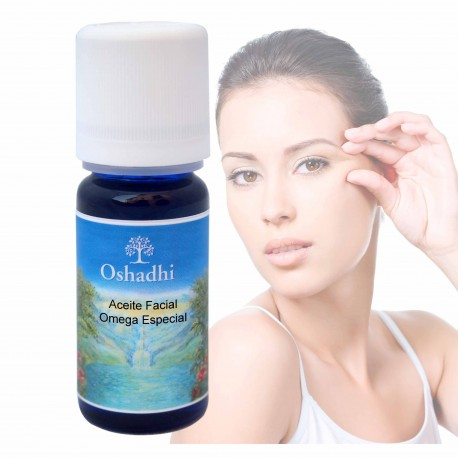 Aceite esenciales Facial Omega Especial 50 ml OSHADHI