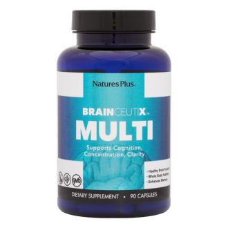 BRAINCEUTIX MULTI 90CAP NATURES PLUS