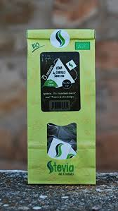Cola de caballo Silvestre BIO Stevia 15P STEVIA DEL CONDADO
