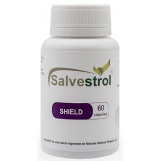 SALVESTROL SHIELD 60CAP NUTRINAT