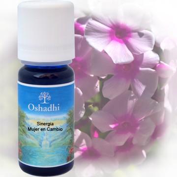 Sinergia Mujer en Cambio 5 ml OSHADHI