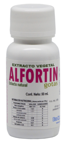 ALFORTIN 50ML ECONATURAINTEGRAL