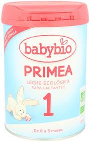 LECHE INFANTIL 1 LACTANCIA 900GR BABYBIO