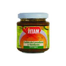 CALDO DE LEVADURA Y VERDURAS ECO VITAM 150GR EKOLASI