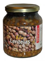 LENTEJAS BIO 370 ML MACHANDEL