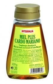 MIEL CARDO MARIANO 225G INTEGRALIA