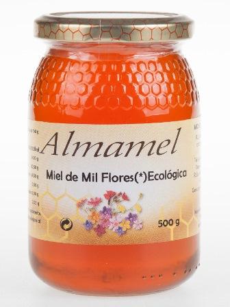 MIEL MIL FLORES 500GR eco ALMAMEL
