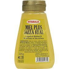 MIEL JALEA REAL 225G INTEGRALIA