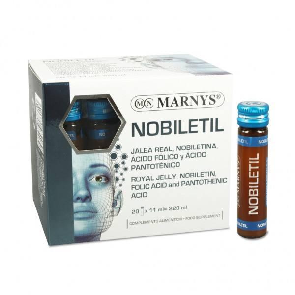 3X2 NOBILETIL JALEA 20 Viales MARNYS