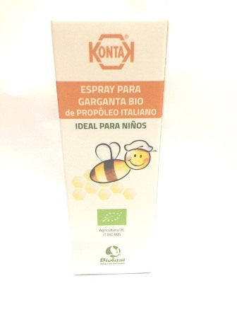 SPRAY PROPOLEO ITALIANO BIO INFANTIL 20ML KONTAK