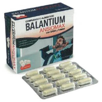 BALANTIUM ANSIOMAX 60cap. DERBOS